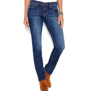 Lucky Brand Sweet N' Straight Dark Rinse Jeans